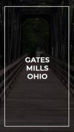 Gates Mills Ohio Real Estate