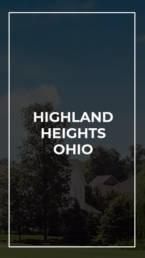 Highland Heights Ohio Real Estate