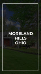 Moreland Hills Ohio Real Estate