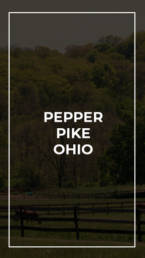 Pepper Pike Ohio Real Estate